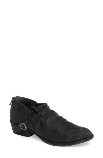 Matisse Wills Ruched Bootie- Black