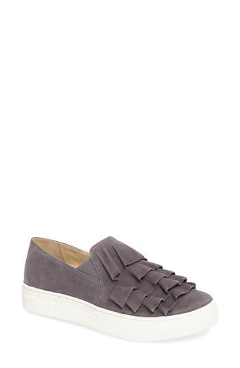 Seychelles Quake Slip-On Sneaker- Grey
