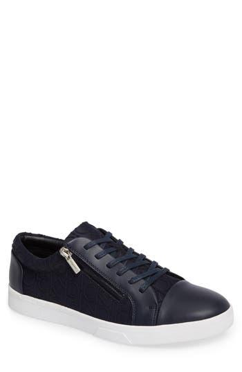 Calvin Klein Ibrahim Sneaker, Blue