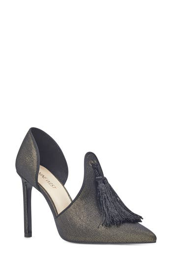 Women's Nine West Tyrell Pointy Toe D'Orsay Pump