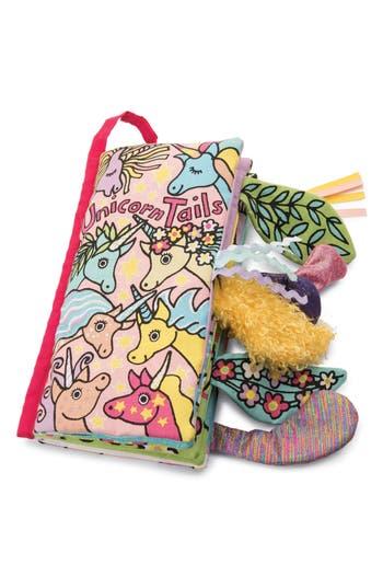 Infant Jellycat Unicorn Tails Book