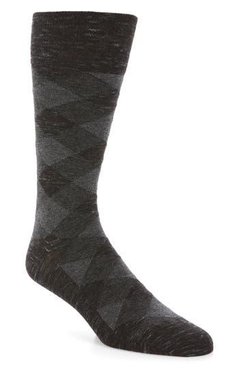 Cole Haan Twist Plaid Socks