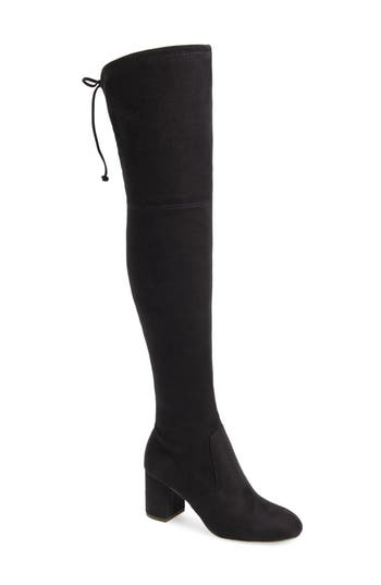 Charles By Charles David Owen Over The Knee Boot, Black