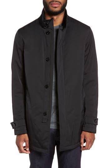 Boss Carson Rain Jacket Black