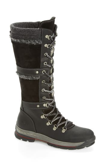 Bos. & Co. Gabriella Waterproof Boot - Black