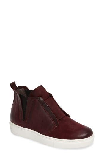 Miz Mooz Laurent High Top Sneaker Purple