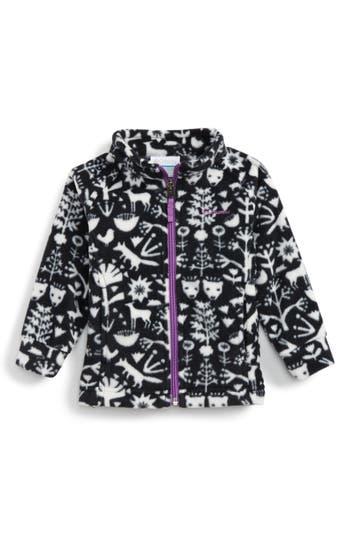 Infant Girl's Columbia Benton Springs Ii Fleece Jacket
