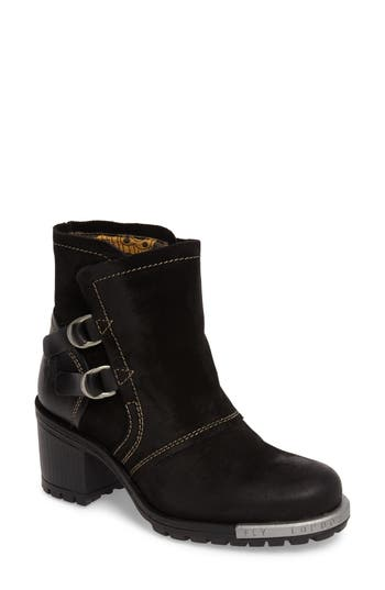 Fly London Lory Boot - Black