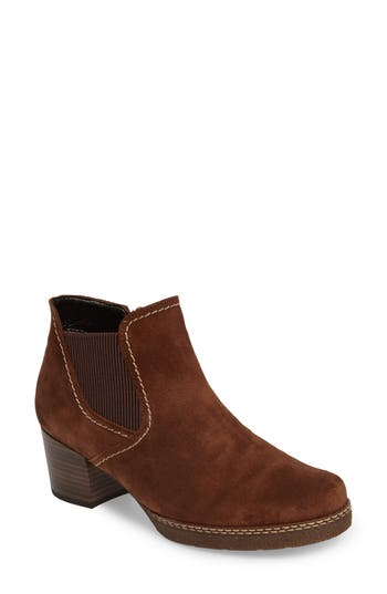 Gabor Trendy Bootie, Brown