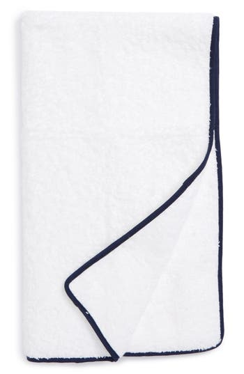 Matouk Cairo Hand Towel, Size One Size - Blue