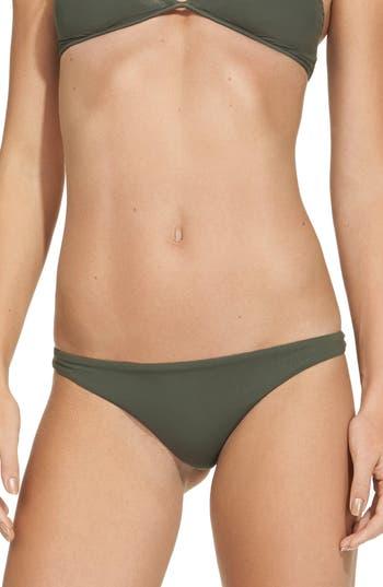 Vix Swimwear Bikini Bttoms, Green