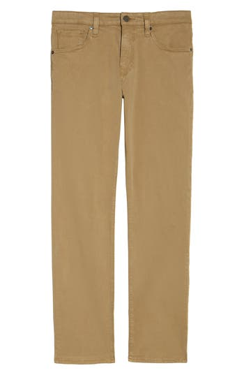 34 heritage male mens 34 heritage courage straight leg twill pants size 33 x 30 beige