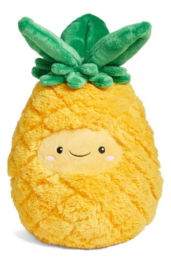 Infant Squishable Pineapple Stuffed Toy