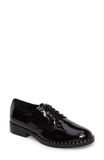 Ash Wilco Studded Oxford Black