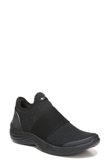 Bzees Terri Slip-On Sneaker, Black