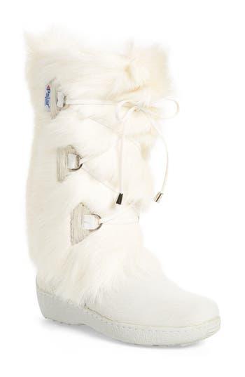 Pajar Davos Genuine Goat Fur Boot