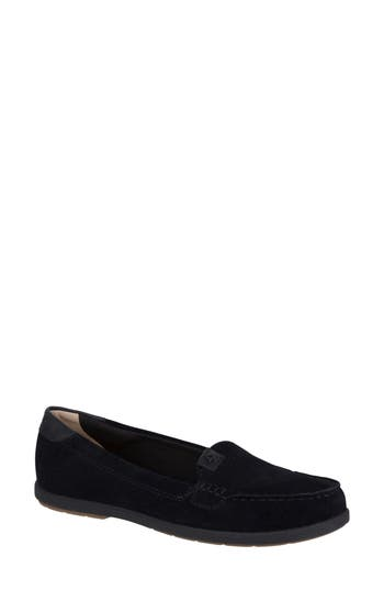 Sperry Coil Mia Loafer, Black