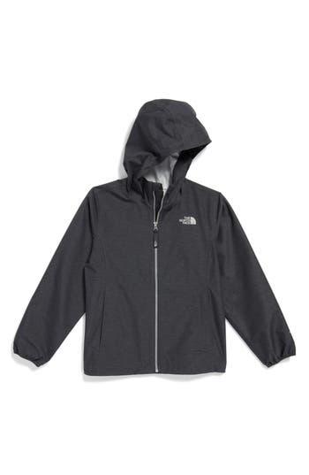 Girl's The North Face Magnolia Waterproof Hyvent Rain Jacket