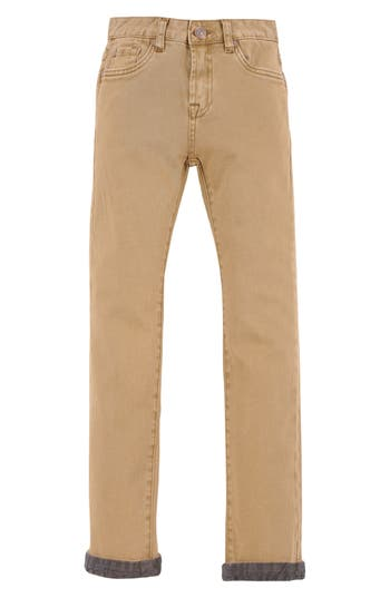 Boys 7 For All Mankind Slimmy Slim Fit Chino Pants