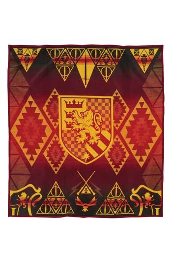 Pendleton Harry Potter - Gryffindor Blanket, Size One Size - Red