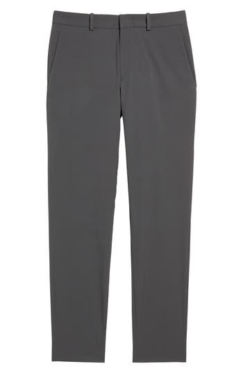 Theory Peterson Neoteric Tech Chino Pants, Grey