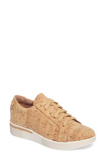 Gentle Souls Haddie Low Platform Sneaker- Beige