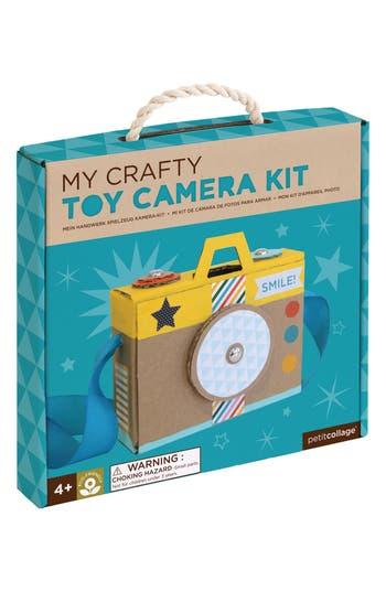 Petit Collage My Crafty Toy Camera Kit