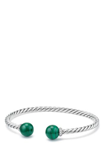 David Yurman Solari Bead Bracelet with Diamonds