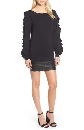 Bailey 44 Demon Dress, Black