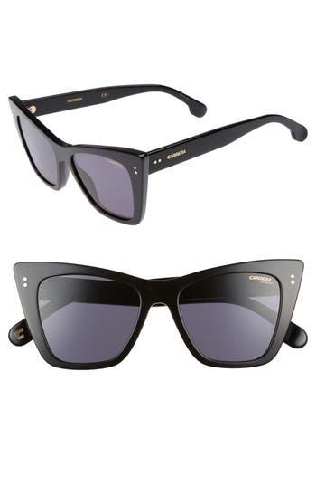 Carrera Eyewear 52Mm Cat Eye Sunglasses - Black