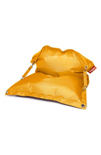Fatboy Buggle Up Beanbag Lounge Chair, Size One Size - Yellow