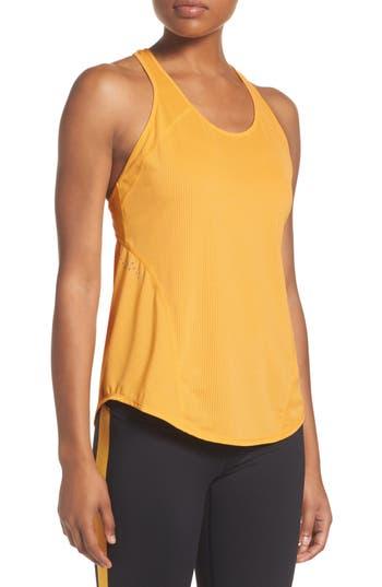 Women's Zella Pace Tank, Size XX-Small - Yellow