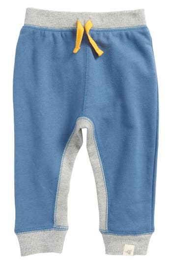 Infant Boys Burts Bees Baby Organic Cotton French Terry Pants