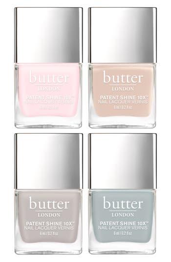 Butter London Palace Pastels Nail Lacquer Set - No Color