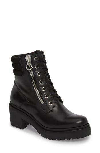 Women's Moncler Viviane Military Boot