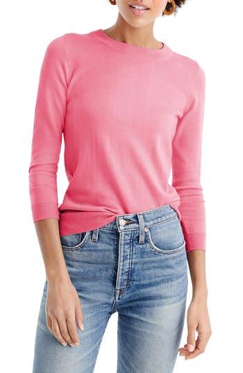 J.crew Tippi Merino Wool Sweater, Pink