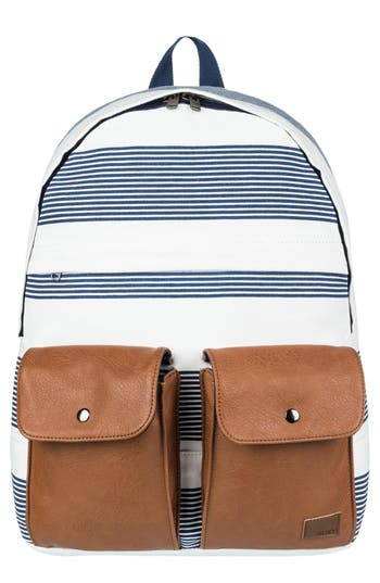 Roxy Stop & Share Backpack - Blue