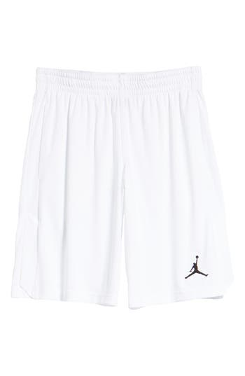 Nike Jordan 23 Alpha Dry Knit Shorts, White