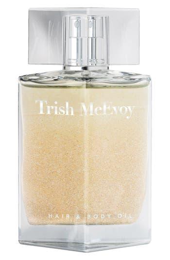 TRISH MCEVOY 100 LUMINOUS HAIR & BODY SHIMMER OIL