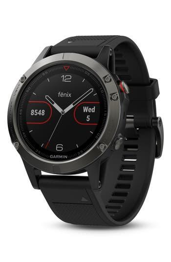 Garmin fenix® 5 Premium Multisport GPS Watch, 47mm