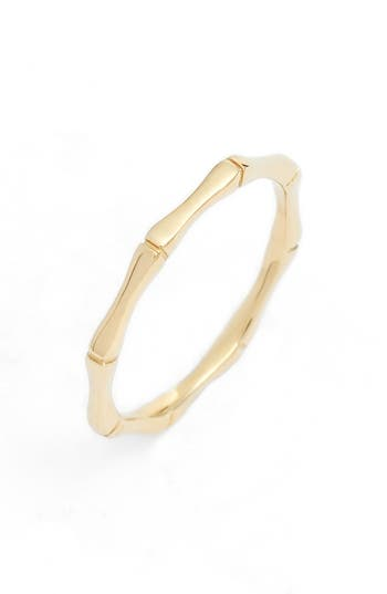 Bony Levy Octagon Stacking Ring