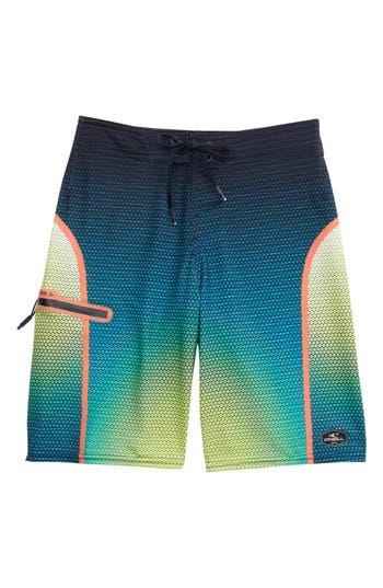 Boys ONeill Hyperfreak Prizma Board Shorts