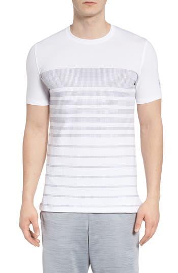 Under Armour Sportstyle Crewneck T-Shirt, White