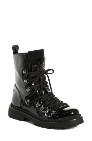 BERENICE STIVALE LACE-UP BOOT