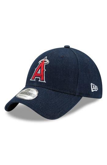 New Era Cap x Levi's® Dark Wash Baseball CAp