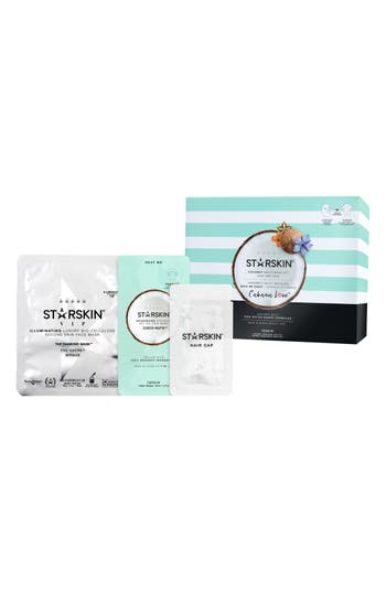 STARSKIN CABANA LOVE MASK SET