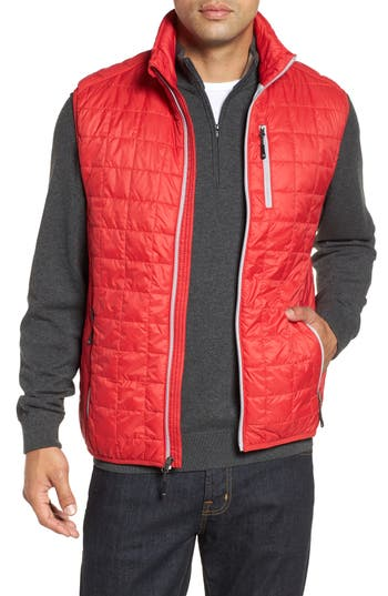 Cutter & Buck Rainier PrimaLoft® Insulated Vest