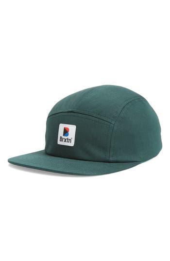9da42a753ac Men s Brixton Stowell Baseball Cap - Green