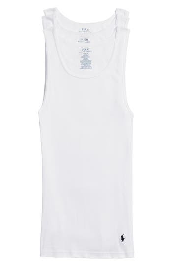 Polo Ralph Lauren 3-Pack Classic Tanks