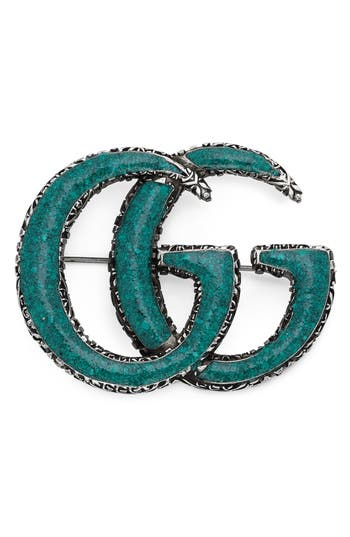 GG MARMONT BROOCH